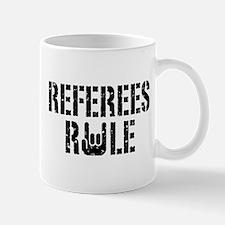 Referees Rule Mug