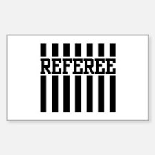 Referee Decal