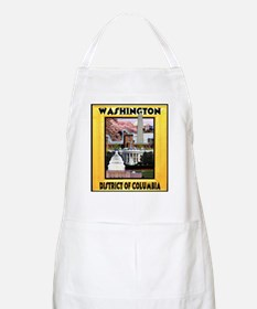 Washington D.C. Apron