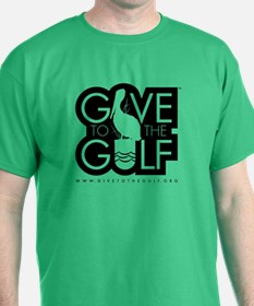 """Official """"Give to the Gulf"""" Shirt"""