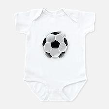 CRAZYFISH kids soccer Infant Bodysuit