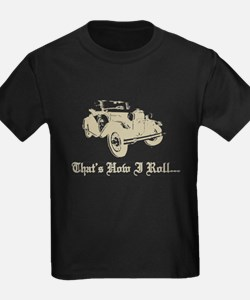 Funny Model a ford T