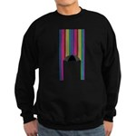 Colored Rain Sweatshirt (dark)