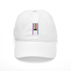 Colored Rain Baseball Cap