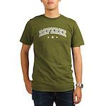 Referee Organic Men's T-Shirt (dark)
