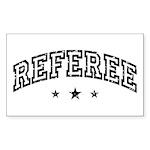 Referee Sticker (Rectangle)