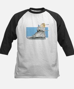 Dog Driving A Shoe Tee