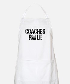 Coaches Rule Apron
