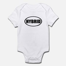 Hybrid Infant Bodysuit