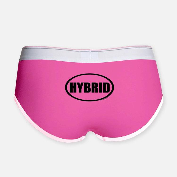Hybrid Women's Boy Brief