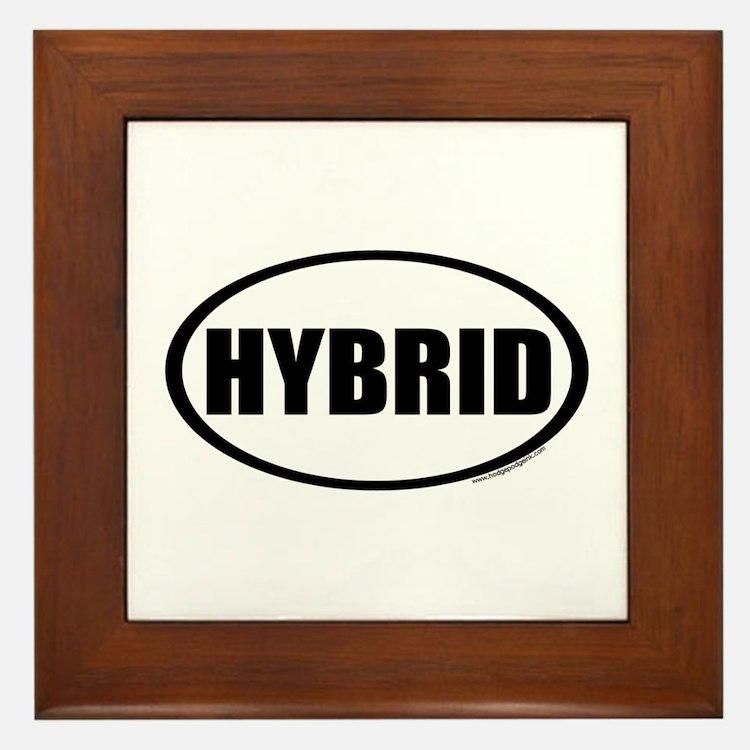 Hybrid Framed Tile