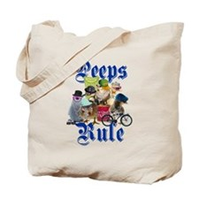 PEEPS RULE Tote Bag