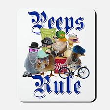 PEEPS RULE Mousepad