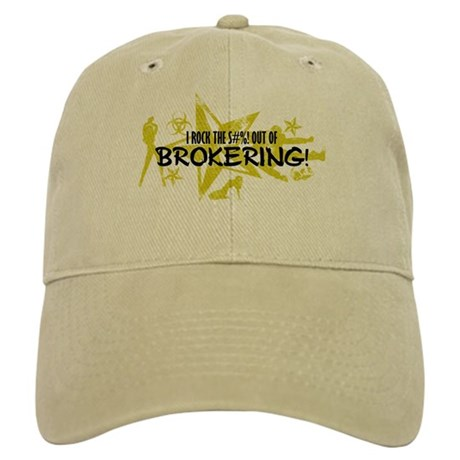 I ROCK THE S#%! - BROKERING Cap