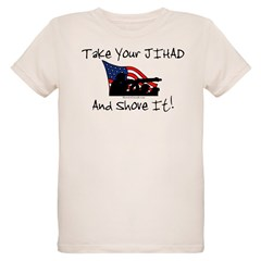 No Jihad Zone T-Shirt