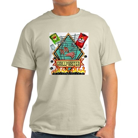 Grill Master Light T-Shirt