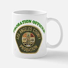 L.A. County Probation Officer Mug