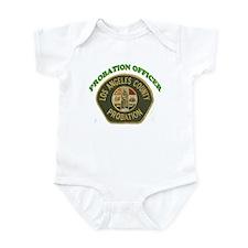 L.A. County Probation Officer Infant Bodysuit