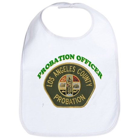 L.A. County Probation Officer Bib