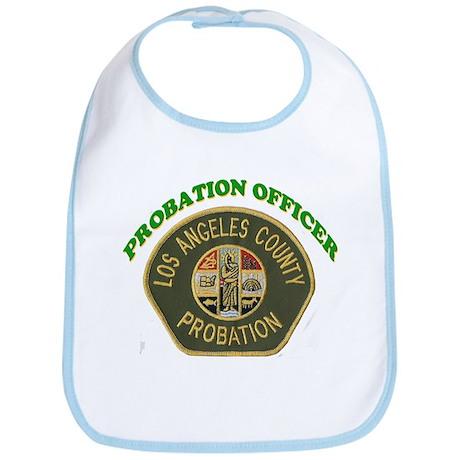 L.A. County Probation Officer Bib