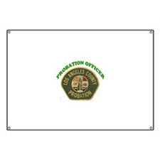 L.A. County Probation Officer Banner