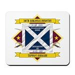 30th Arkansas Infantry Mousepad