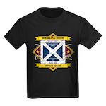 30th Arkansas Infantry Kids Dark T-Shirt