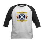 30th Arkansas Infantry Kids Baseball Jersey