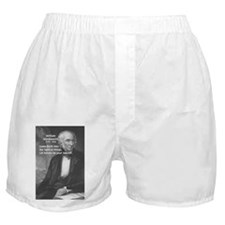Nature Wordsworth Poetry Boxer Shorts