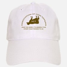 Cow Tipping Baseball Baseball Cap
