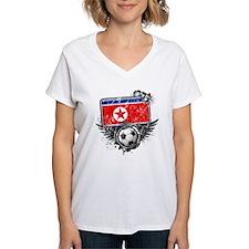 Soccer Fan North Korea Shirt