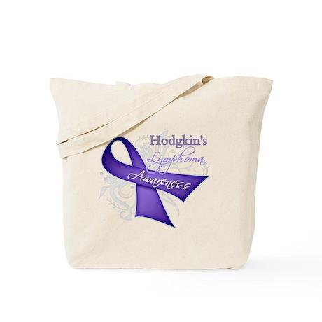 Hodgkins Lymphoma Tote Bag