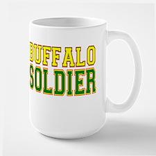 Buffalo Soldier Mug