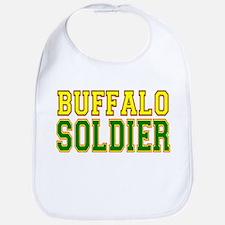 Buffalo Soldier Bib