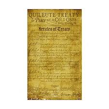 Twilight Cullen Treaty Decal