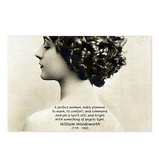 Wordsworth Vintage Erotica Postcards (Package of 8