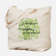 The 3 Rules Tote Bag