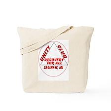 RED UNITY LOGO Tote Bag