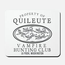 Vampire Hunt Club Mousepad