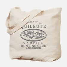 Vampire Hunt Club Tote Bag