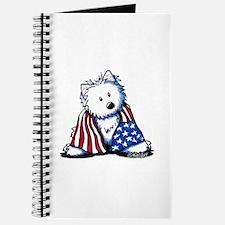 Patriotic Westie Journal