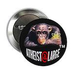 """Chimp A@L 2.25"""" Button"""