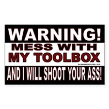 Warning Toolbox Decal