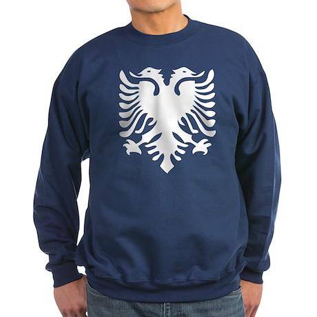 Albanian Eagle Sweatshirt (dark)