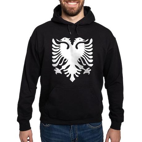 Albanian Eagle Hoodie (dark)