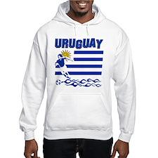 Uruguayan soccer Hoodie