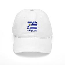 Uruguayan soccer Baseball Cap