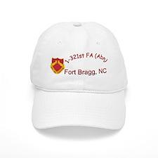 1st Bn 321st FA (ABN) Baseball Cap