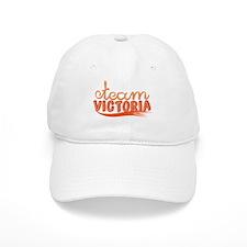 Orange Team Victoria Baseball Cap