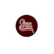 Team Victoria Redheads Mini Button